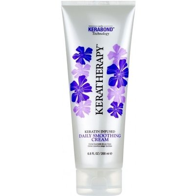 KERATHERAPY INFUSED DAILY SMOOTING CREAM