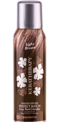 GRAY ROOT CONCEALER LIGHT BROWN