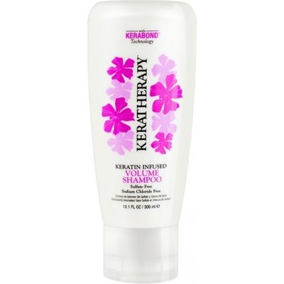 KERATHERAPY INFUSED VOLUMIZING SHAMPOO