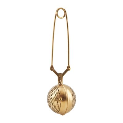 NICOLAS VAHÉ TEA INFUSER GOLD