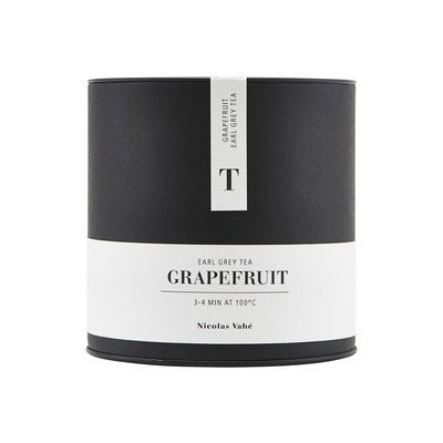 NICOLAS VAHÉ TEA EARL GREY GRAPEFRUIT